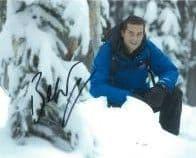 Bear Grylls (Adventurer) - Genuine Signed Autograph 8036
