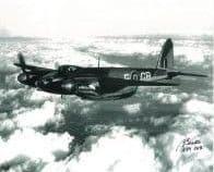 Brian Beattie (WW2 Pilot) - Genuine Signed Autograph (1)