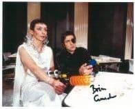 Brian Croucher - Travus BLAKES 7 - Genuine Signed Autograph 10 X 8 COA 7351