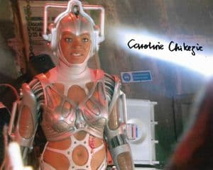 Caroline Chikezie (Torchwood)