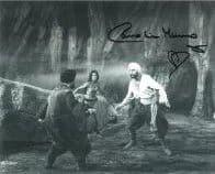 Caroline Munro (Sinbad, Bond, Dracula) - Genuine Signed Autograph 7320