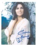 Caroline Munro (Sinbad, Bond, Dracula) - Genuine Signed Autograph 7344