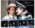 Catherine Cusack  Doctor Who genuine signed autograph 10x8 COA 2829