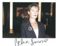 Celia Imrie (TV Star) - Genuine Signed Autograph 7913