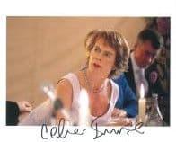Celia Imrie (TV Star) - Genuine Signed Autograph 7914