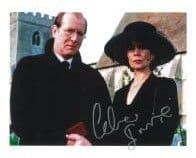 Celia Imrie (TV Star) - Genuine Signed Autograph 7915