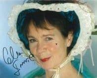 Celia Imrie (TV Star) - Genuine Signed Autograph 7917