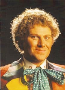 Colin Baker  - Postcard  (15cm/10.5cm) unsigned Limited stock  11326