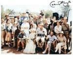 Conrad Asquith WHITE HUNTER BLACK HEART Genuine Signed Autograph 10 x 8 COA 4671