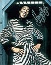 "Danny John Jules ""The Cat"" RED DWARF Genuine Signed Autograph 10x8  COA 450"
