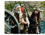 David Bailie from Pirates of the Caribbean genuine signed autograph 10 x 8 COA 2939