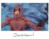 David Warner - Star Trek, Genuine Signed Autograph 10x8, 6928