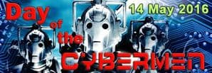 Day of the Cybermen Admission Ticket