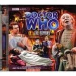 Doctor Who: The Romans (CD COVER ONLY) signed by Nick Evans 2409