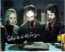 Edward de Souza HAMMER HORROR - Genuine Signed Autograph 10 x 8 COA 3232