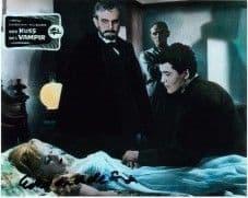 Edward de Souza 'Kiss of the Vampire', HAMMER HORROR Genuine Signed Autograph 10 x 8 COA 3234