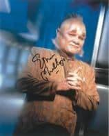 Ethan Phillips (Star Trek: Voyager) - 10 x 8 Genuine Signed Autograph,  7780