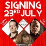 Event - Celebrity Signing, East London, 23rd July 2016