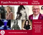 Flash Private Signing