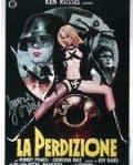 """Georgina Hale """"ALMA MAHLER"""" 'La Perdizione' - HORROR Genuine Signed Autograph 10x8 COA  7003"""
