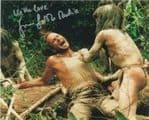 Giovanni Lombardo Radice (Cannibal Ferox) - Genuine Signed Autograph 7898