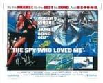 Harry Fielder THE SPY WHO LOVED ME -  BOND Genuine Signed Autograph 10 x 8 COA  3574