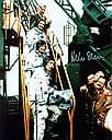 Helen Sharman OBE - first Britain in space onboard Soyuz-TM12, Mir & Soyus-TM11 GSA 10x8 COA 992