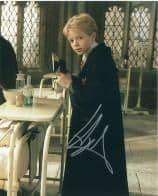 Hugh Mitchell (Harry Potter) - Genuine Signed Autograph 7447