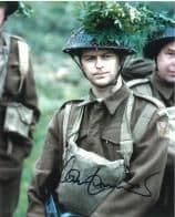 Ian Lavender DADS ARMY - Genuine Signed Autograph 10