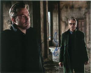 Jeremy Irons - BATMAN v SUPERMAN  10 X 8 Genuine Signed Autograph 10731