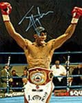Johnny Nelson, WORLD CHAMPION BOXER Genuine Signed Autograph 10 X 8 COA 2903 (1)