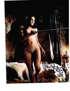 Martine Beswick Hammer & Bond Genuine Signed Autograph 10 x 8 COA 2453