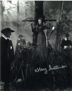 Mary Collinson 'Twins Of Evil' HAMMER HORROR Genuine Signed Autograph 10 X 8 COA 4283