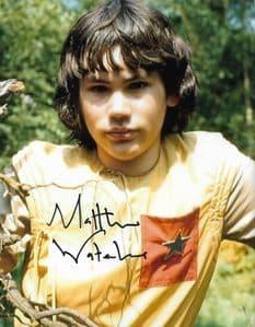 Matthew Waterhouse DOCTOR WHO