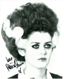 PATRICIA QUINN 'Magenta' ROCKY HORROR PICTURE SHOW - Genuine Signed Autograph 10X8 COA 3129