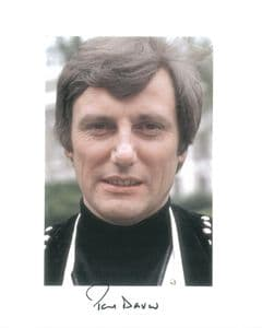 Paul Darrow (Blakes 7) - Genuine Signed Autograph 8270