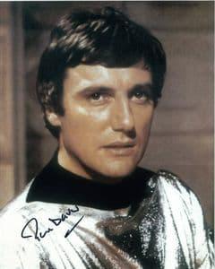 Paul Darrow KERR AVON  (Blake's 7) - Genuine Signed Autograph 11075