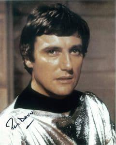 Paul Darrow KERR AVON  (Blake's 7) - Genuine Signed Autograph 11076