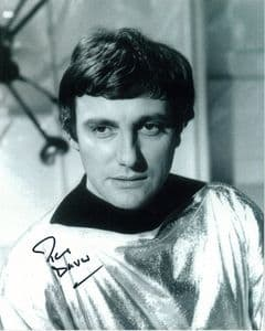 Paul Darrow KERR AVON  (Blake's 7) - Genuine Signed Autograph 11078