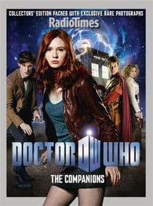 Radio Times Collectors' Edition, Doctor Who, The Companions,  - 10269