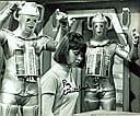 Reg Whitehead 'The Tomb of the Cybermen DOCTOR WHO Genuine Signed Autograph 10 x 8 COA 1186