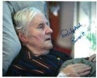 Richard Briers - TORCHWOOD, DOCTOR WHO Genuine Signed Autograph 10 x 8 COA 4618