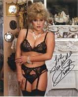 Samantha Fox (Model, Singer) - Genuine Signed Autograph 6969