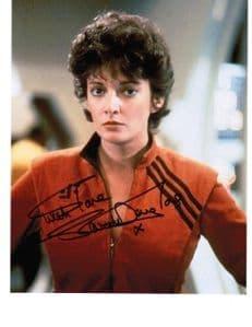 Sarah Douglas from Superman 1 & 2, Babylon 5,