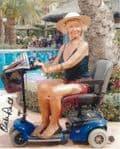 Sheila Reid (Benidorm) - Genuine Signed Autograph 7106