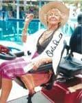 Sheila Reid (Benidorm) - Genuine Signed Autograph 7107