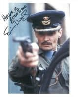 Simon Williams (Doctor Who) - Genuine Signed Autograph 8187
