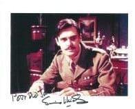 Simon Williams (Upstairs, Downstairs) - Genuine Signed Autograph 8238
