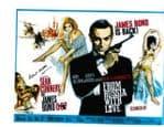 Sir Robert Rietti star of 7 Bond Films Genuine Signed Autograph 10x8 COA 2458