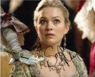 Sophia Myles  DOCTOR WHO genuine signed autograph 10x8 COA 3631